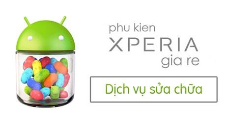Dịch vụ sửa chữa điện thoại Sony Xperia