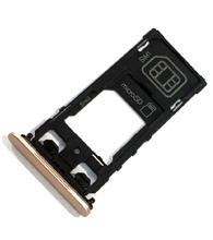 Khay đựng sim - Khay đựng thẻ nhớ - Nắp che đậy chống nước Sony Xperia X Dual Sim (2 sim) (F5122)