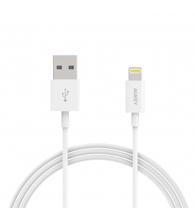 Cáp sạc Aukey CB-D3 Lightning 1m cho iPhone, iPad, iPod (MFi Tech)