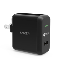 Sạc nhanh Anker PowerPort+ 1 with Quick Charge 3.0